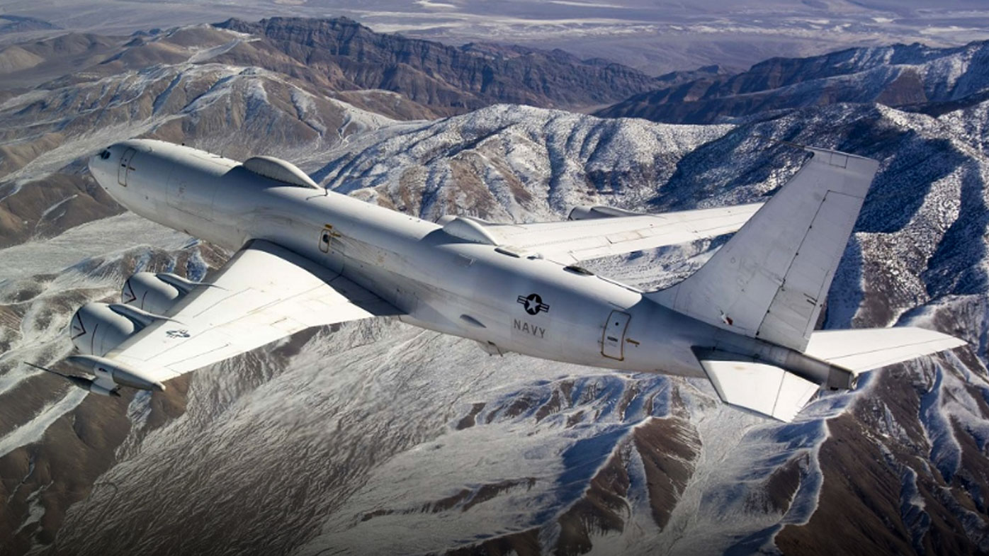 'Nuclear attack proof' warplane grounded by a bird