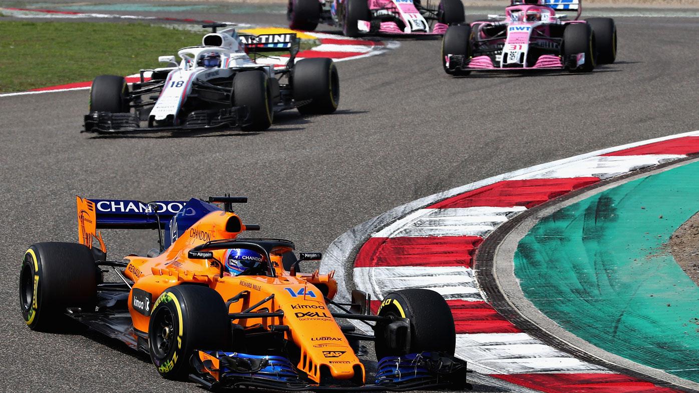 Chinese GP postponed due to coronavirus as F1 seeks new date