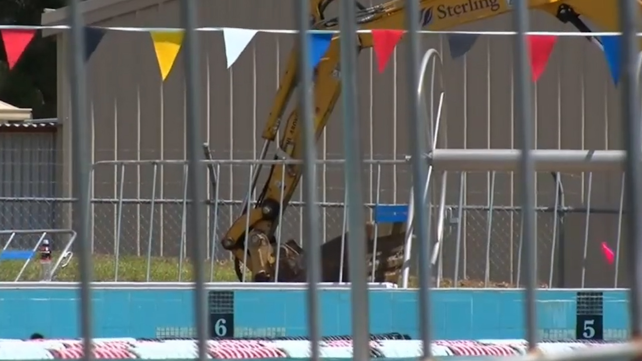 Four-year-old boy approached twice at local pool