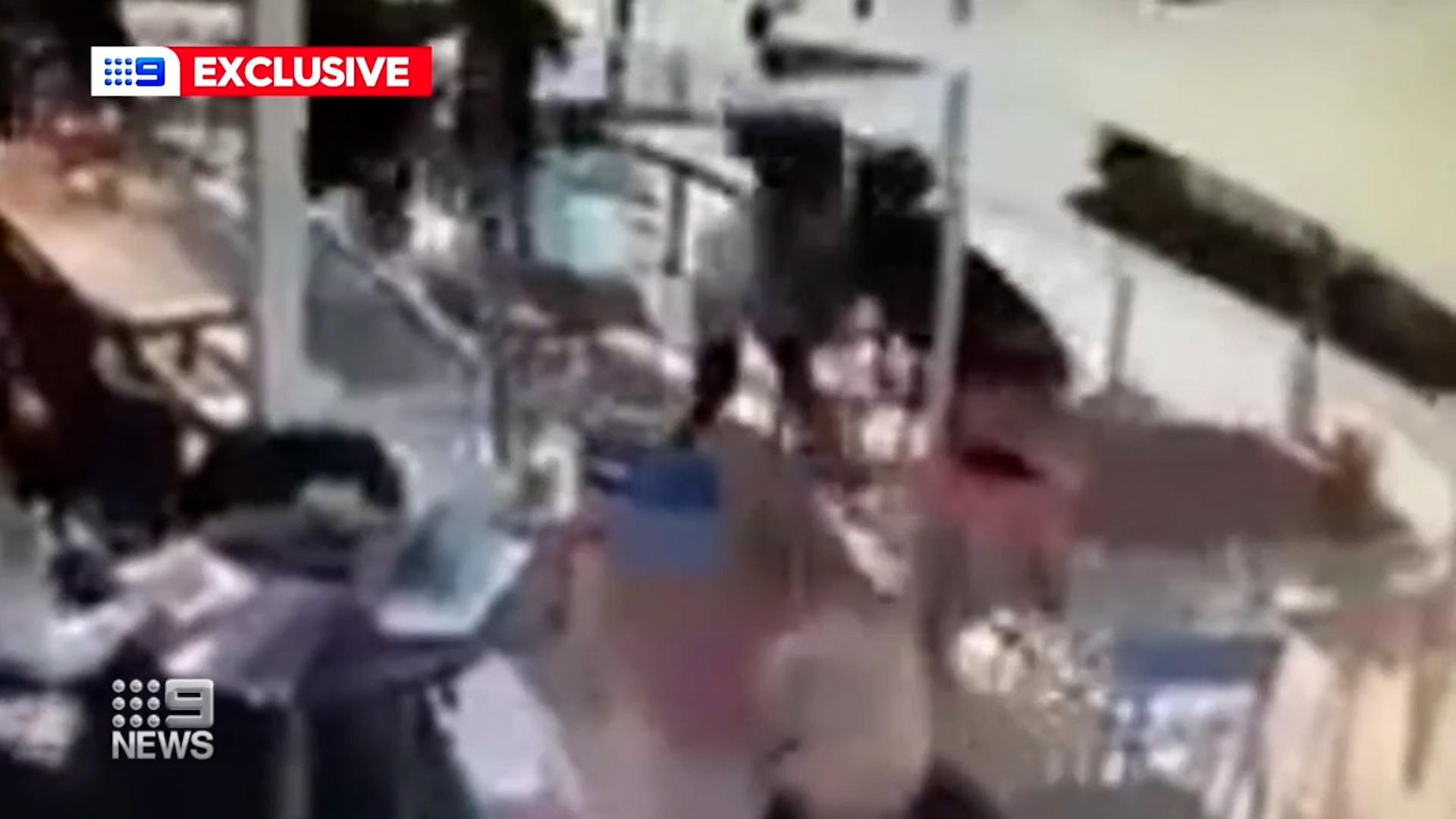 The 'real story' behind vicious bikie brawl