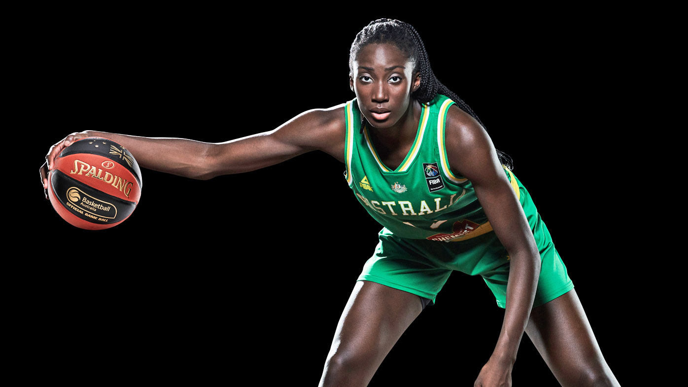 Basketball: Australian Ezi Magbegor given world first honour ahead ...