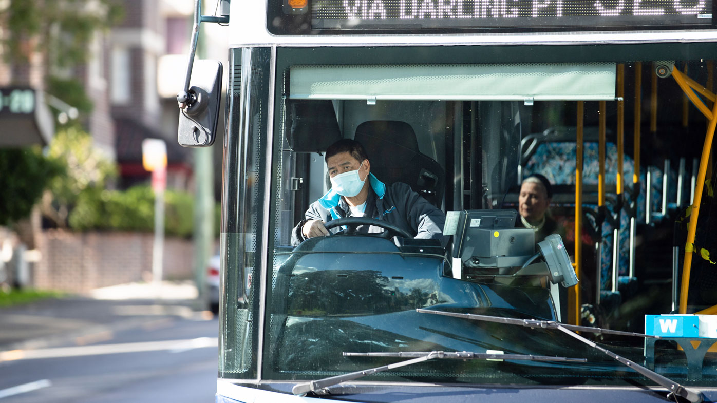 Bus drivers could go on strike from next Monday over social distancing, mask concerns.