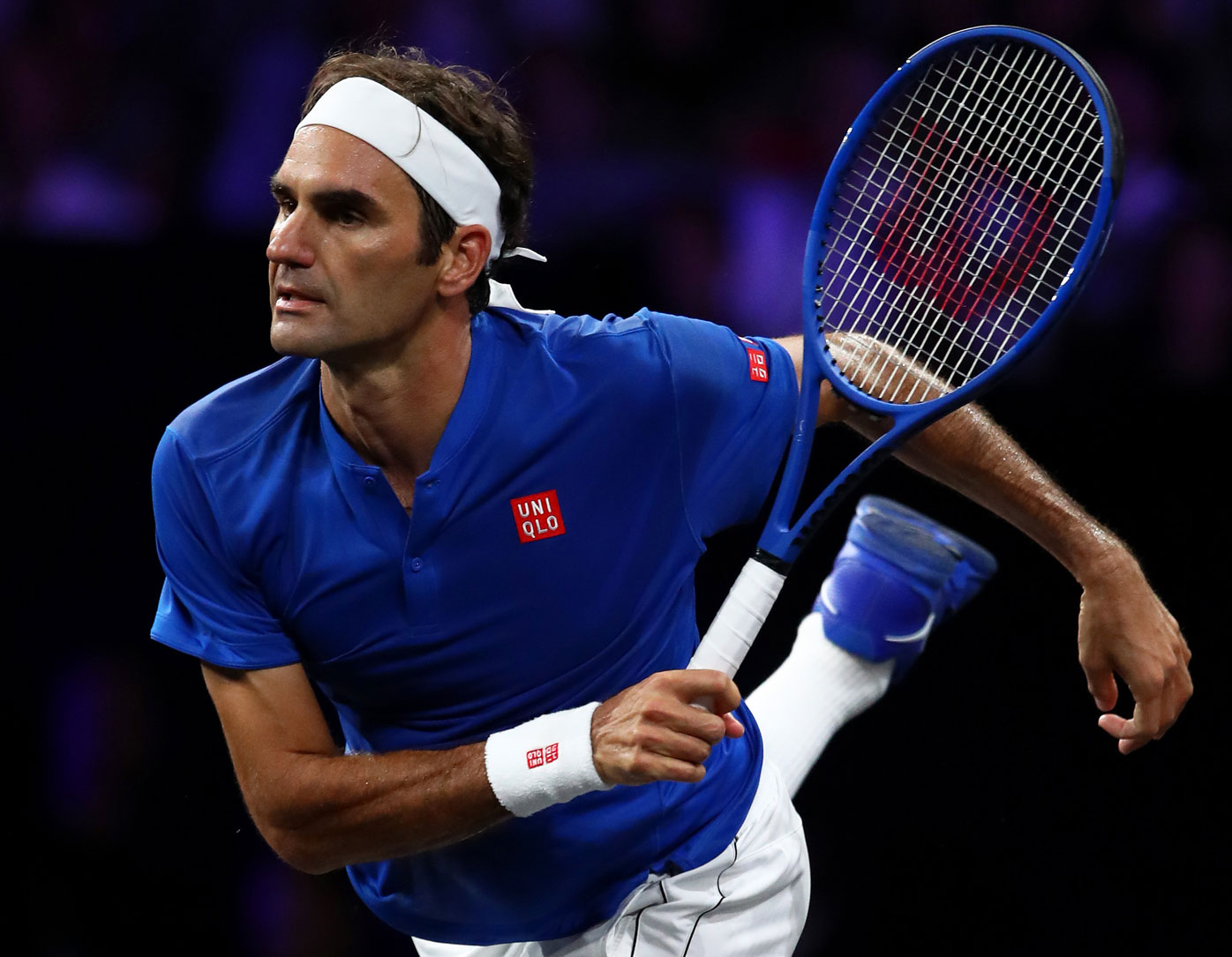 Kyrgios pushes Federer in Laver Cup stunner