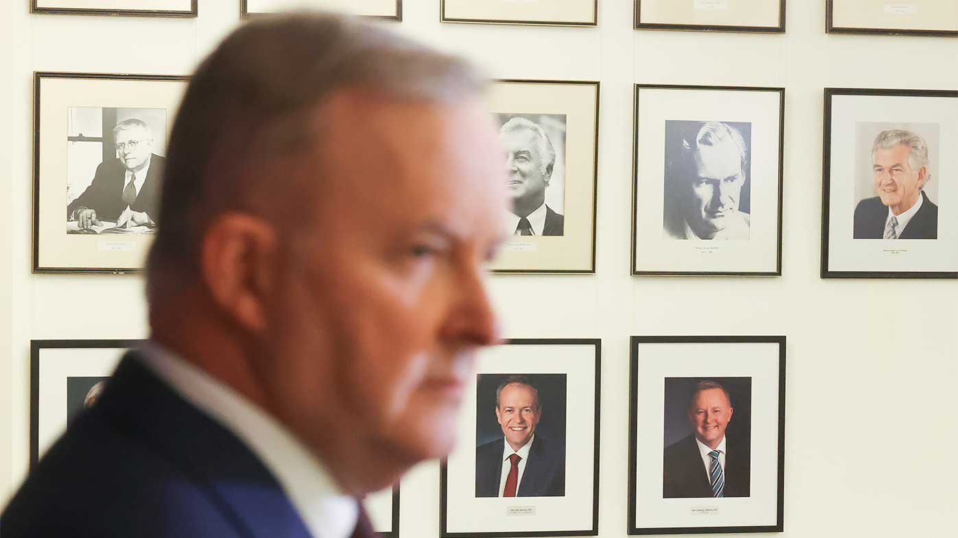 Anthony Albanese is facing pressure within his own party.