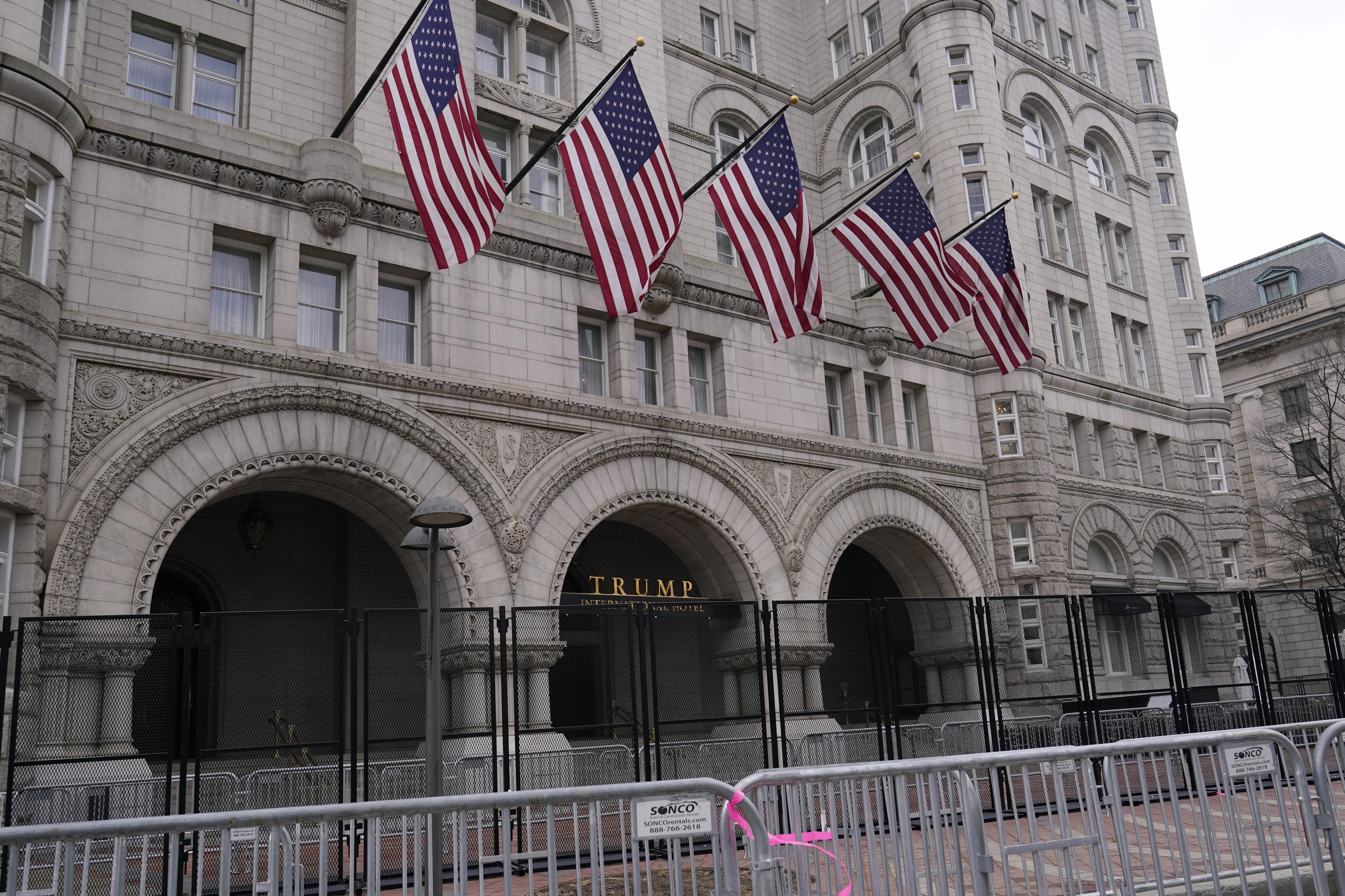 Trump Hotel in Washington
