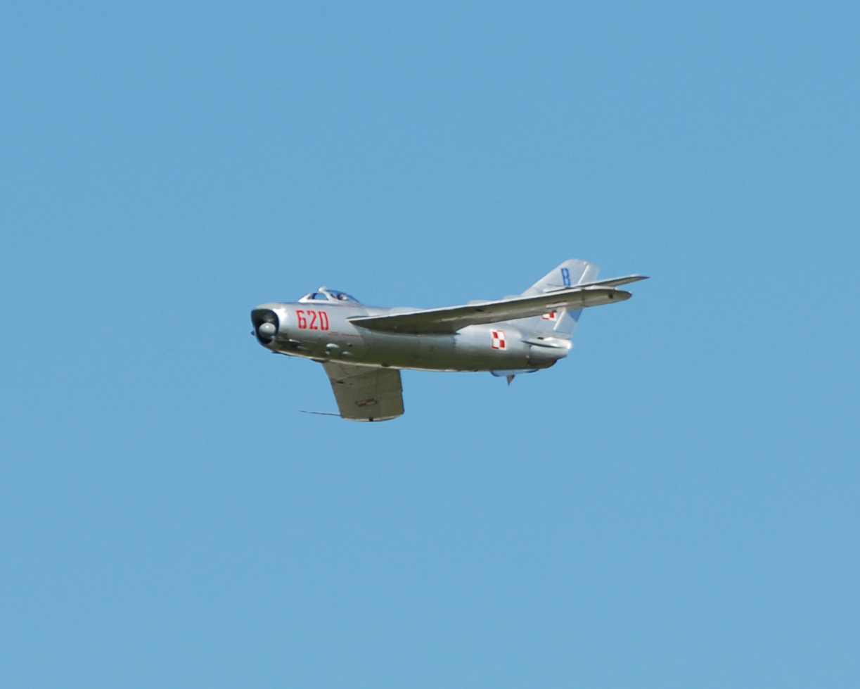 Developed in the early 1950s, the MiG-17 became an important part of the Soviet Air Force.