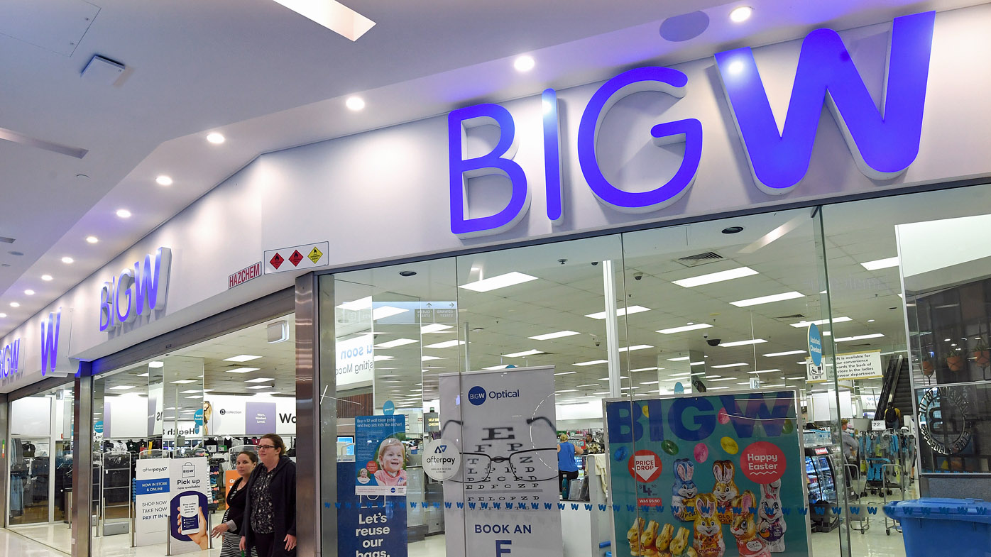 BIG W prepares for first late-night shopping since pandemic began