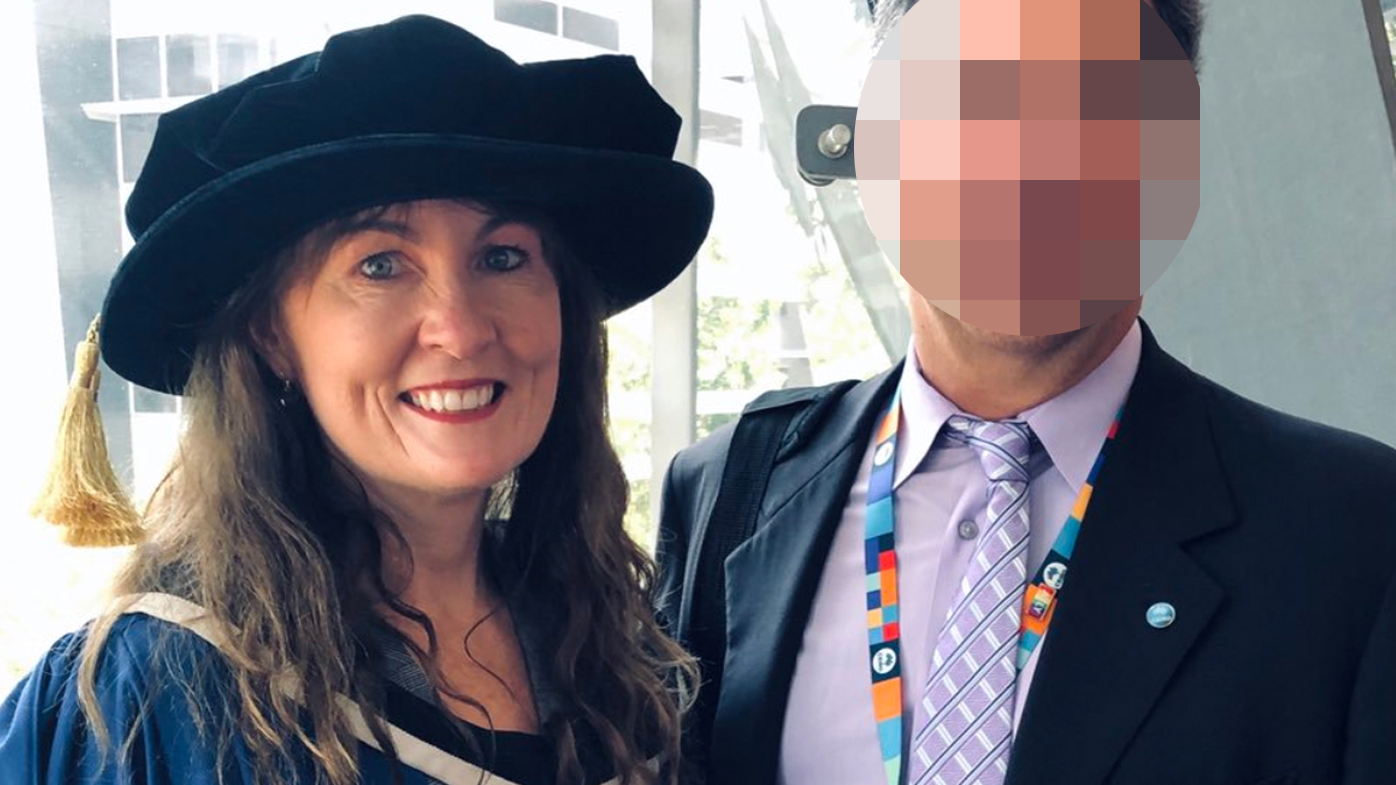 UTS Dean of Science Dianne Jolley was arrested in November, and charged with orchestrating a fake harassment campaign against herself.