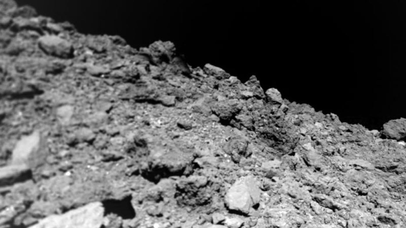 Unusual discovery made on near-Earth asteroid