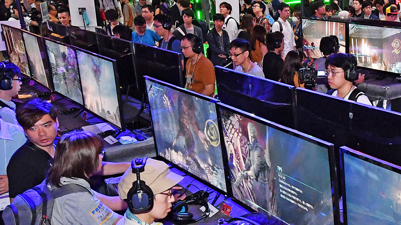 Esports is taking off in a big way worldwide