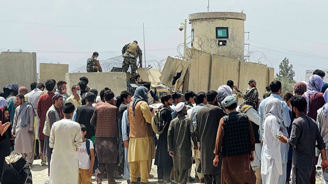 Australian rescue mission to Kabul underway: reports