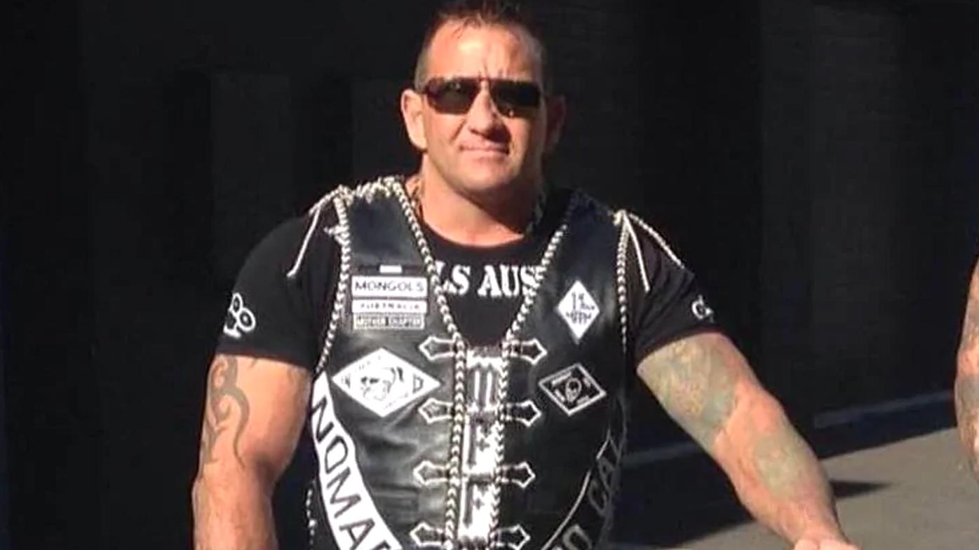 Shane Scott Bowden was a former member of the Mongols bikie gang.