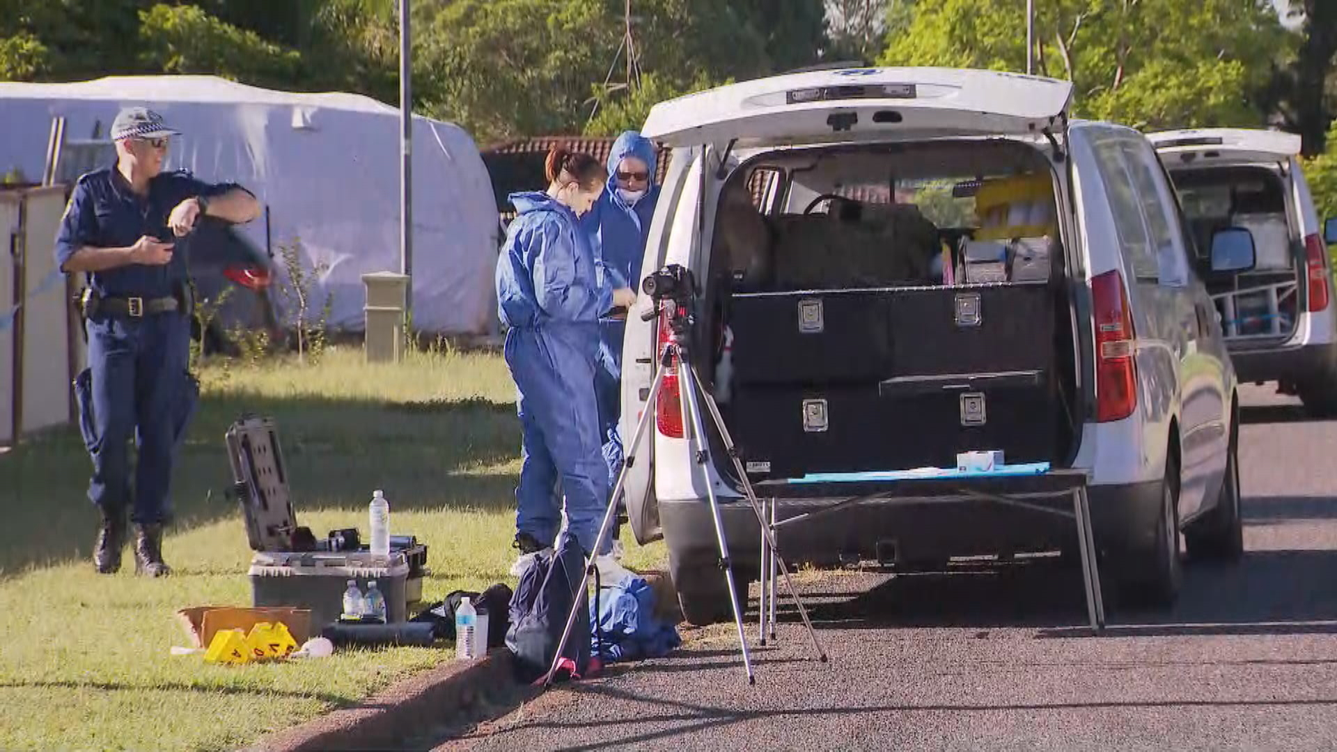 Woman, 23, charged with murder of 'family member', 51, in NSW Hunter region