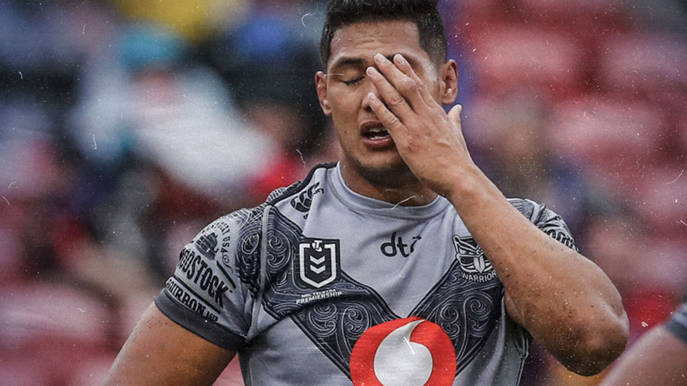 New Zealand Warriors react to the NRL 2020 season suspension
