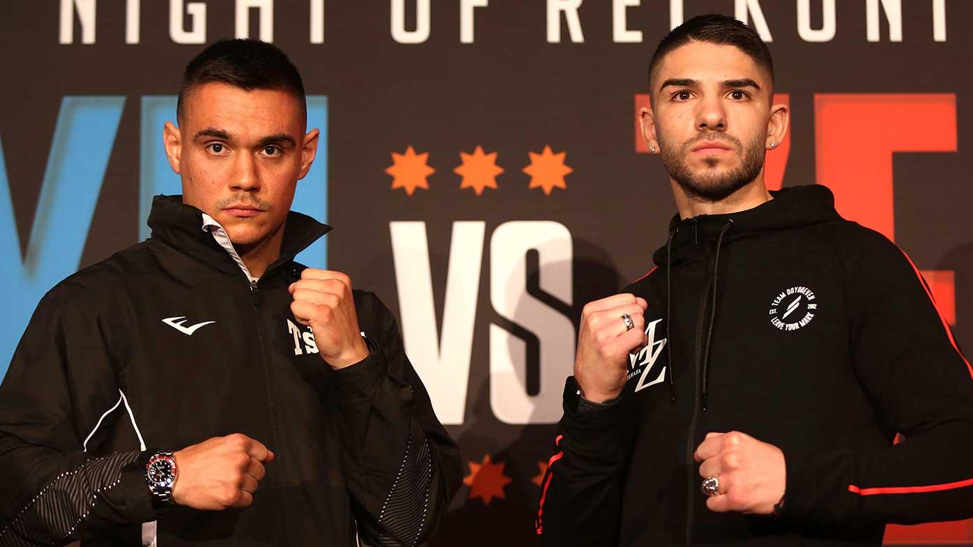 Boxing news: Tim Tszyu vs Michael Zerafa promoters considering replacement  fighters as Zerafa maintains radio silence