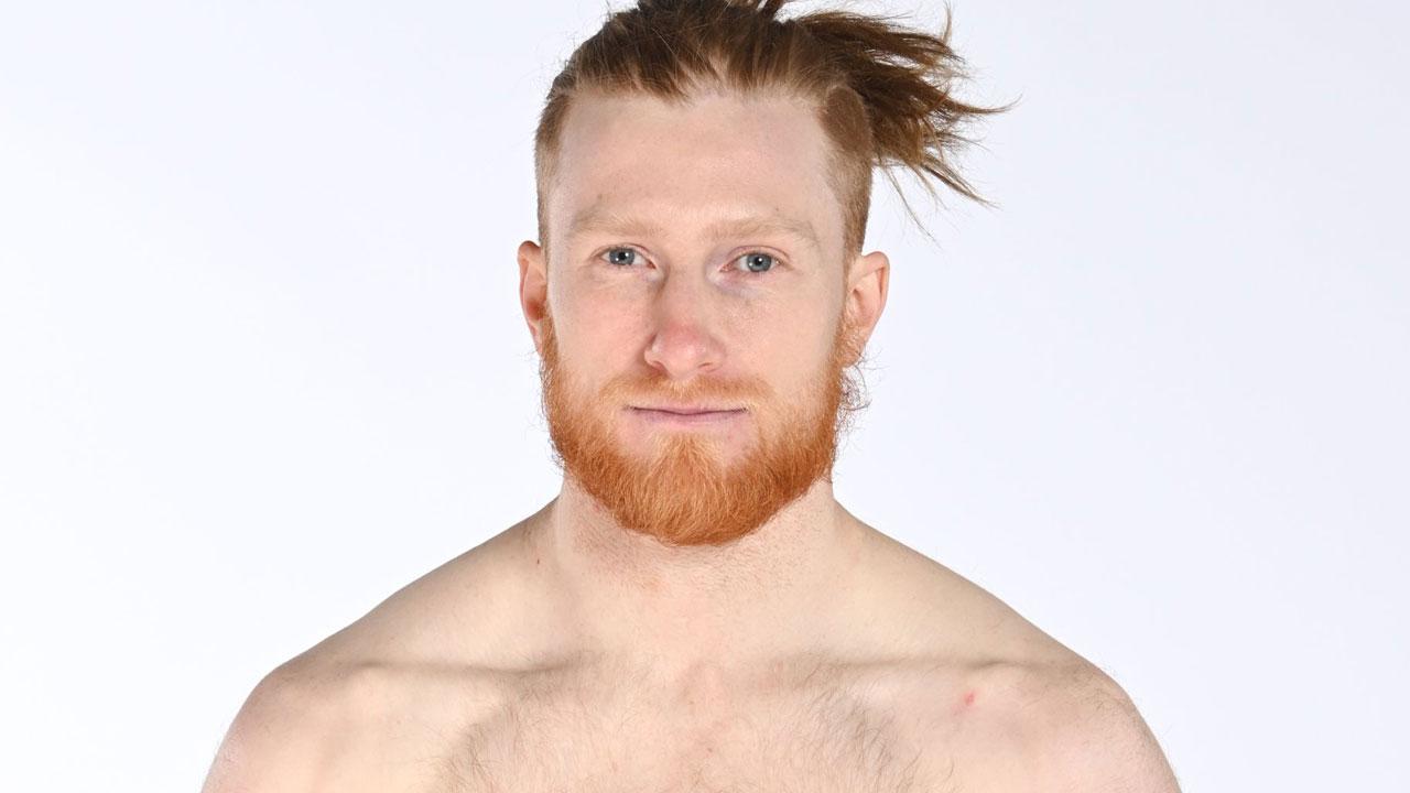 Mike Snow Australian Ninja Warrior 2021