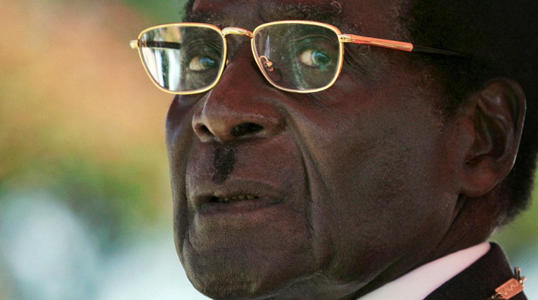 Former Zimbabwe president Robert Mugabe dies aged 95