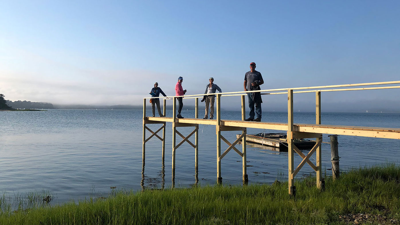 For the first time in 300 years, this island in Cape Cod is open to the public.