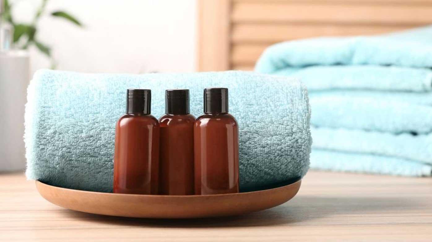California bans travel-sized shampoo bottles from hotels