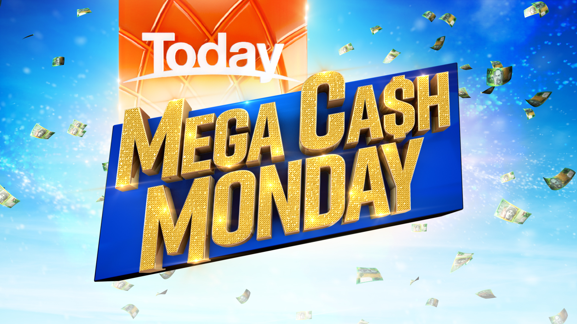 CHANNEL 9 TODAY SHOW MEGA CASH GIVEAWAY