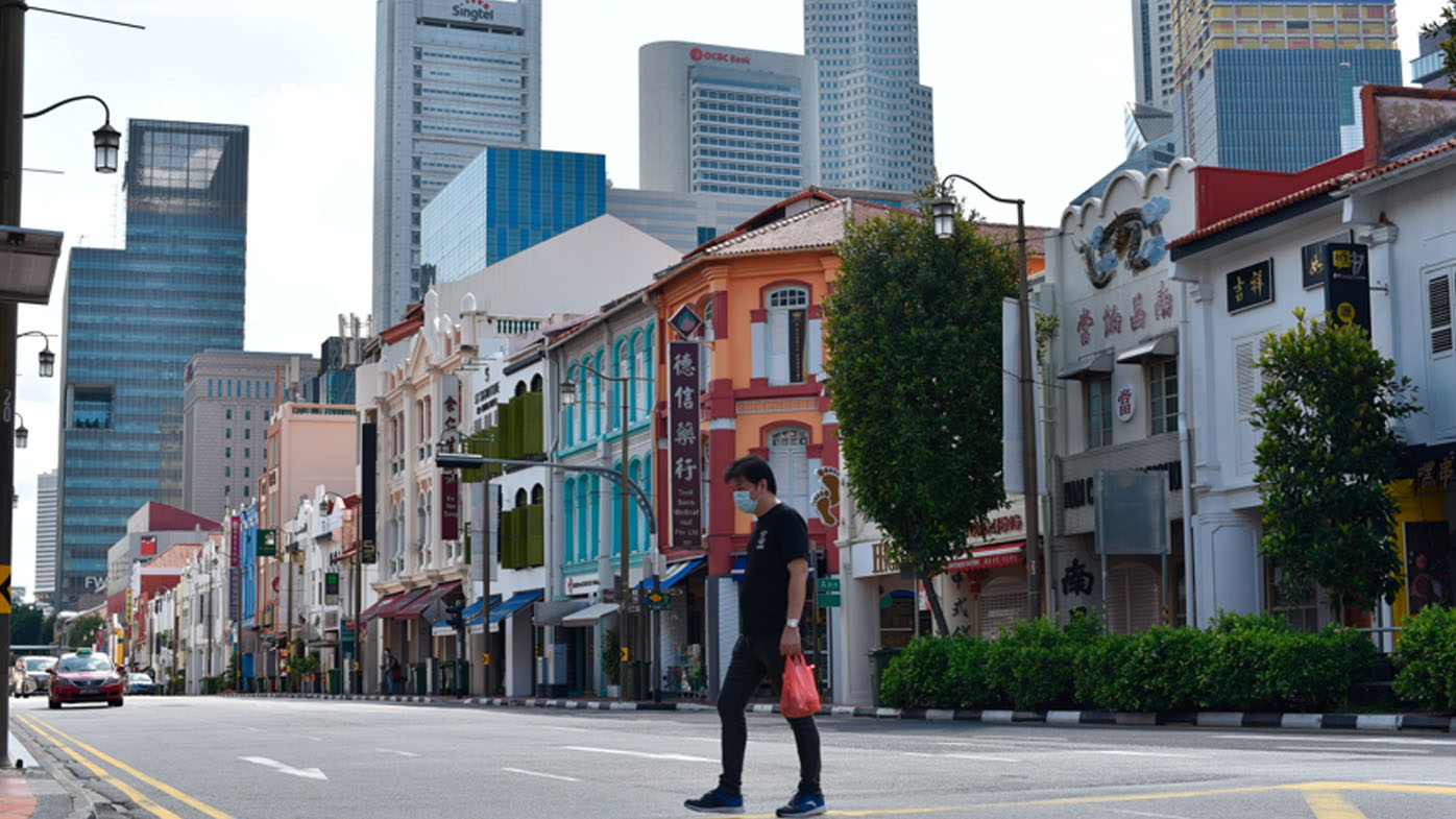 Jump in Singapore COVID-19 cases despite 80 per cent vaccination