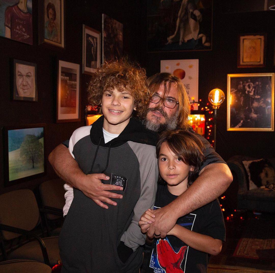 Jack Black, Samuel Black, Thomas Black