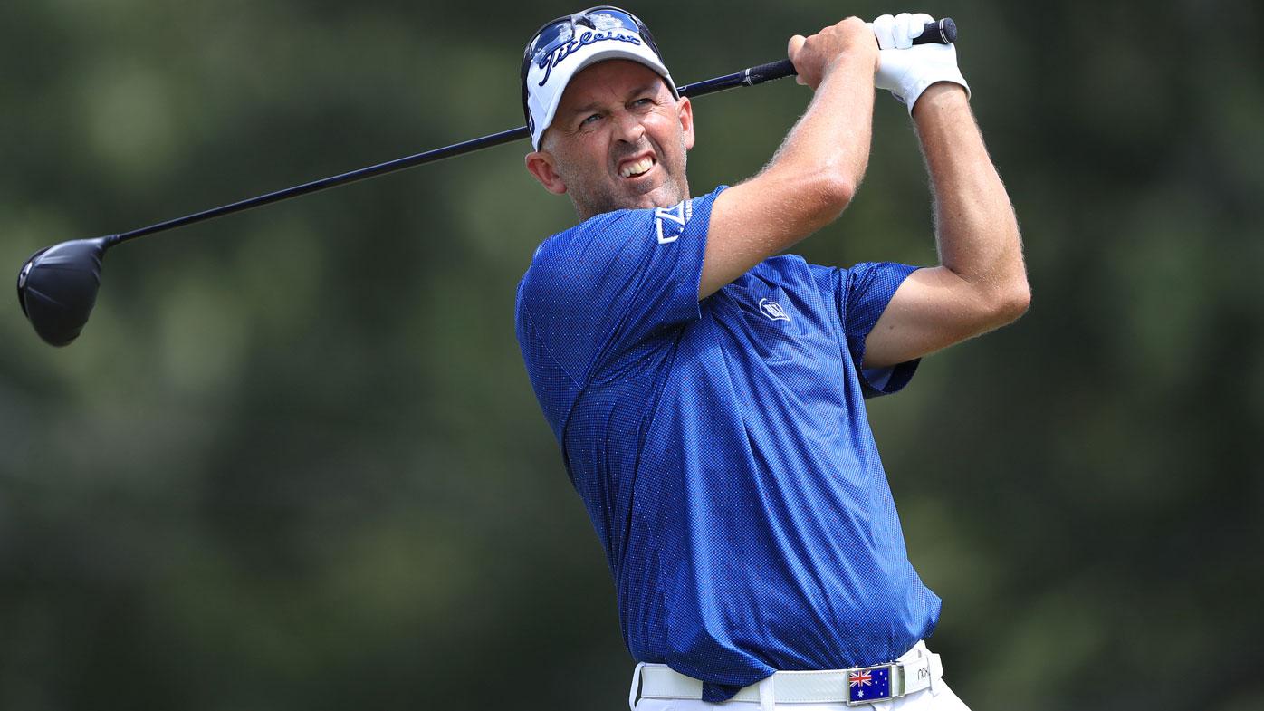 Aussie veteran eyeing off big PGA Tour pay day