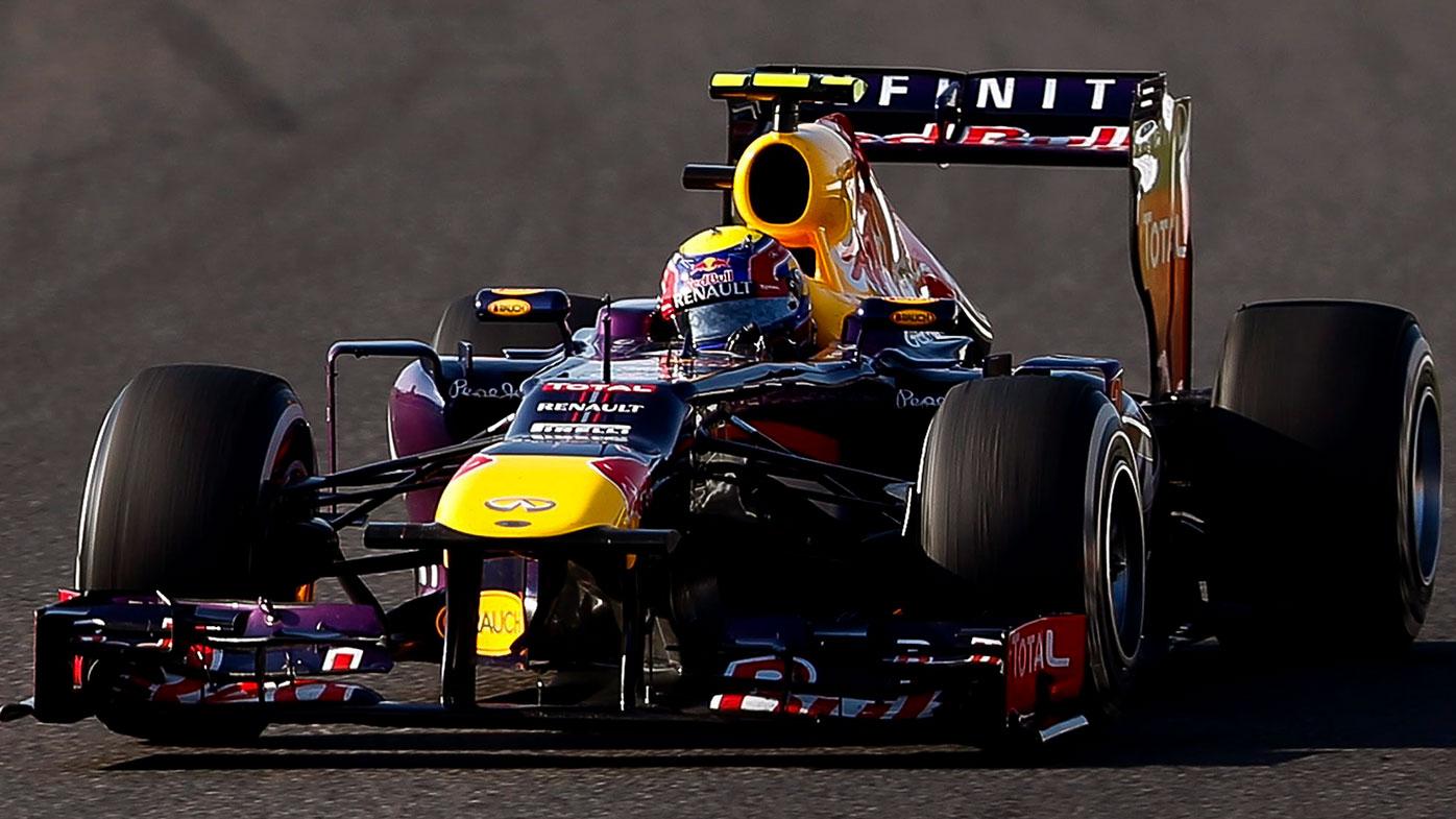 Mark Webber won nine races during his F1 career.