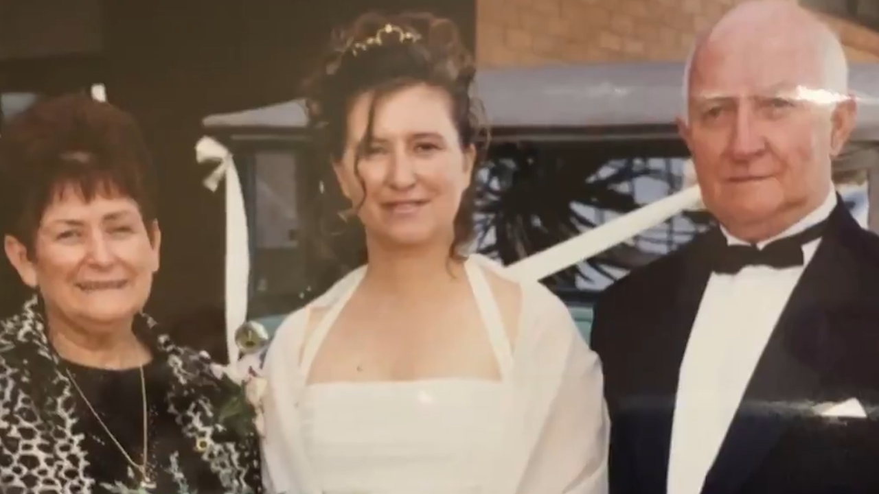Maria O'Dea missed out on seeing her dying father one last time even though Queensland Health had granted an exemption to another family in a similar situation