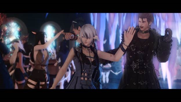 Kiera and Juan have been playing Final Fantasy XIV for over three years.