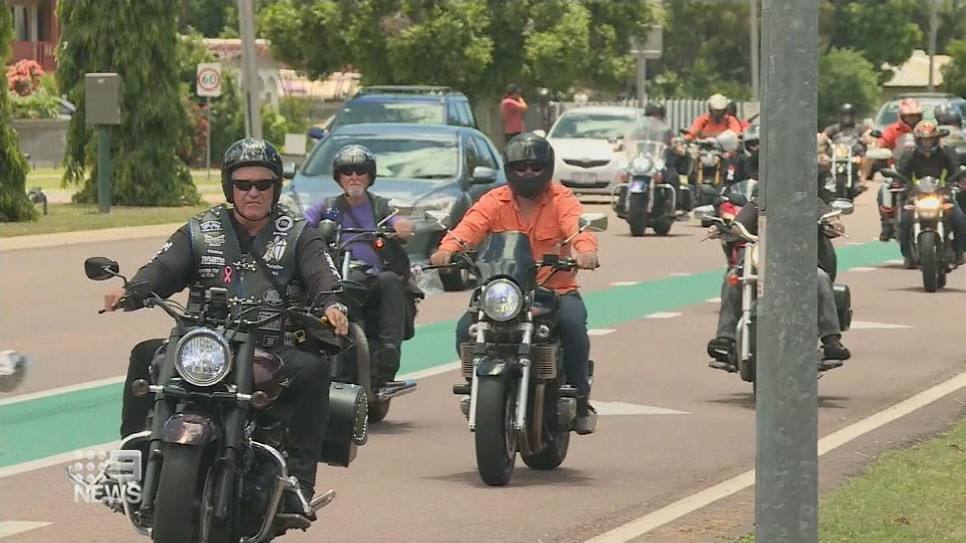 Townsville vigilante crash