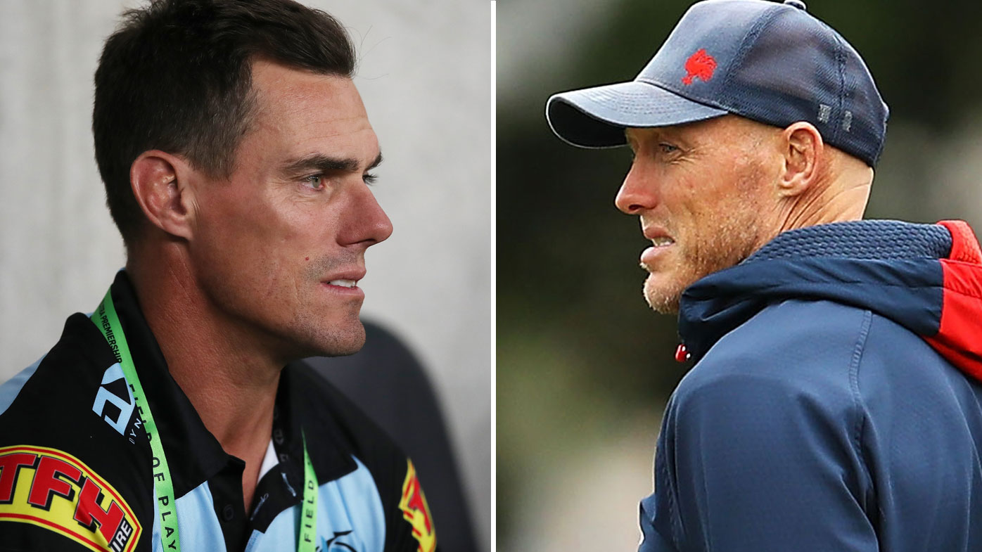John Morris is set to be axed for Craig Fitzgibbon. (Getty)