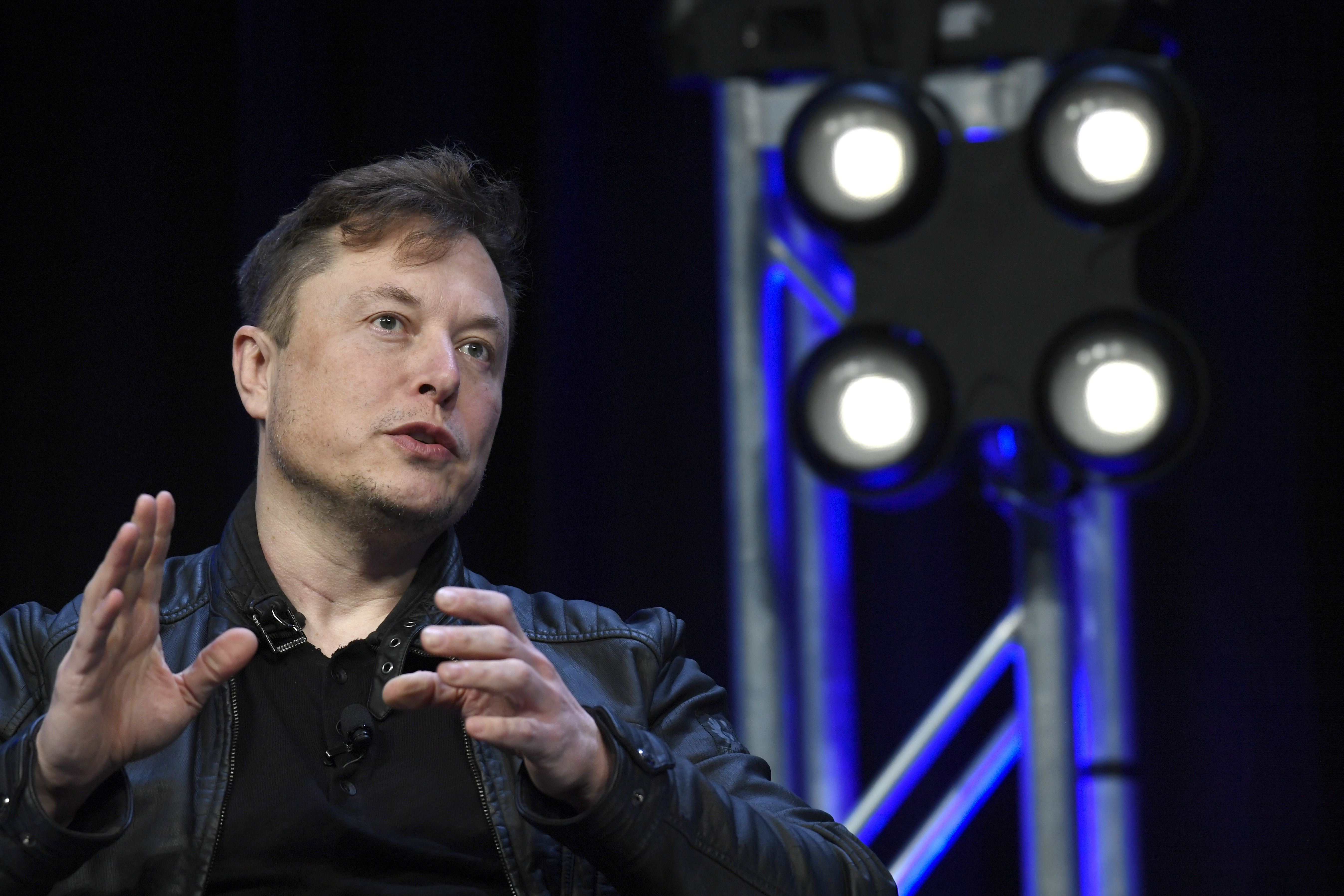 Elon Musk threatens to 'exit California' over virus restrictions