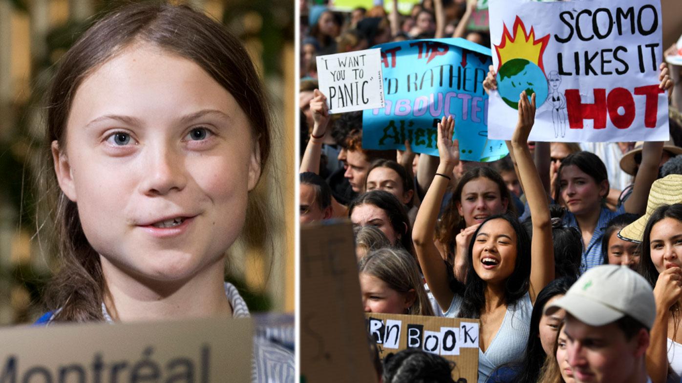 Greta Thunberg tipped for Nobel Peace Prize