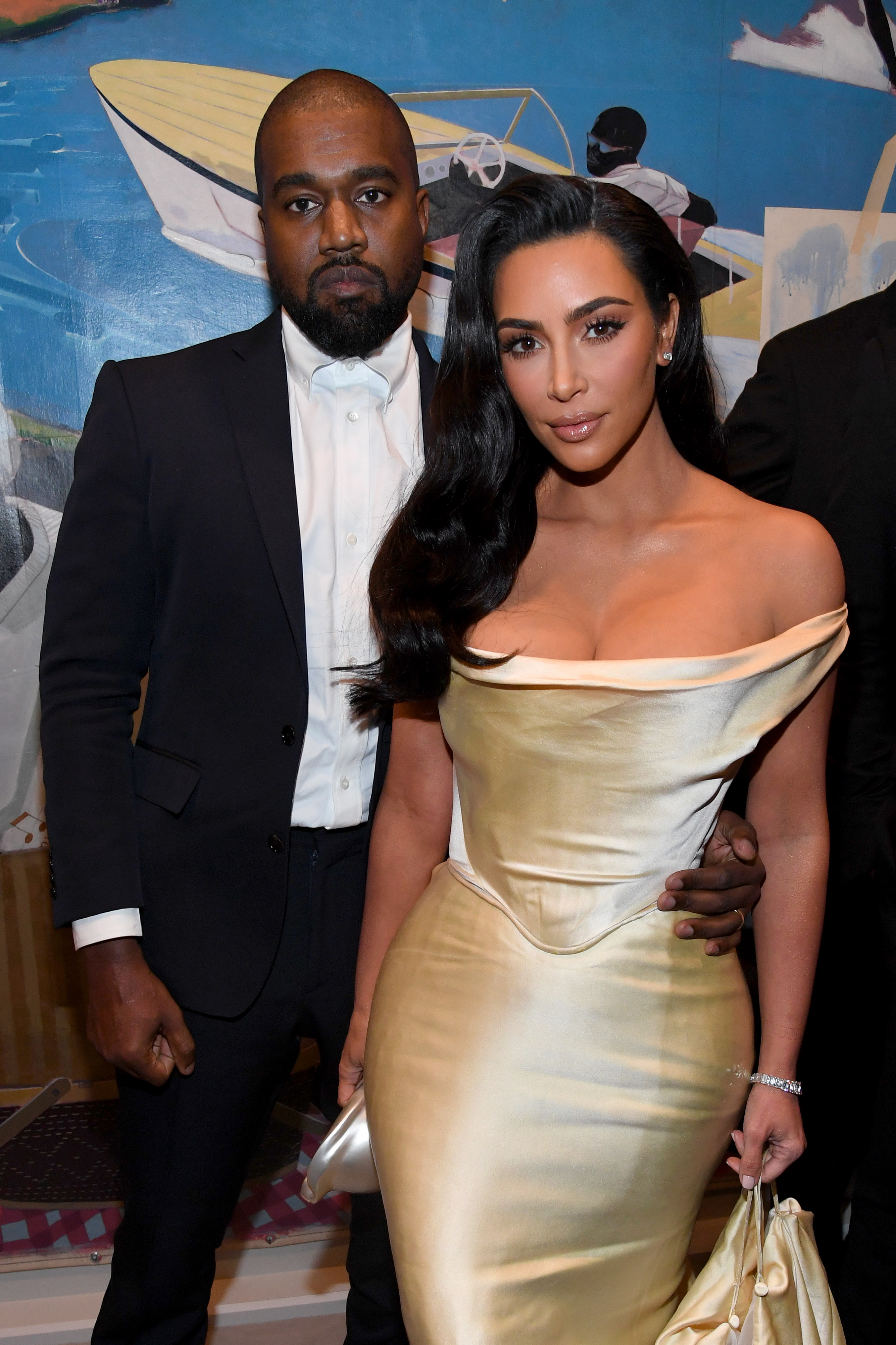 Kanye West and Kim Kardashian West's marriage has been reportedly on the rocks since January this year.
