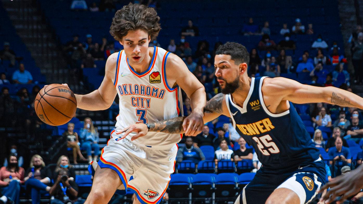 Aussie's 'outstanding' NBA start stuns US