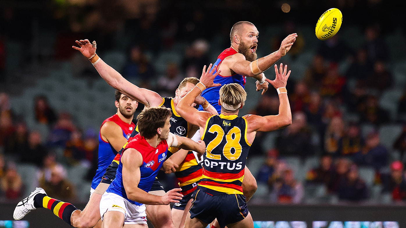 Gawn lifts lid on mysterious injury concern