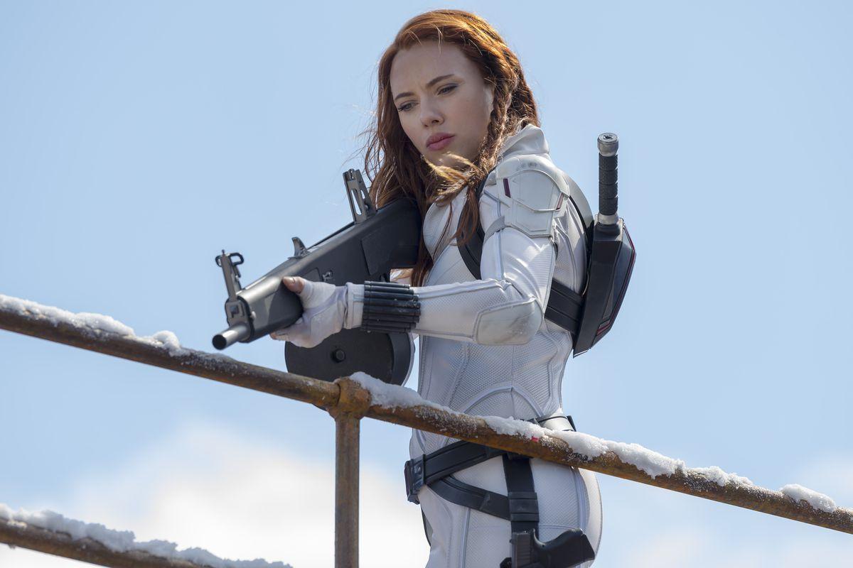 Disney hits back at Scarlett Johansson's Black Widow lawsuit.