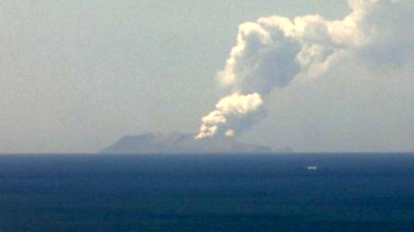 'Very little warning' before New Zealand eruption