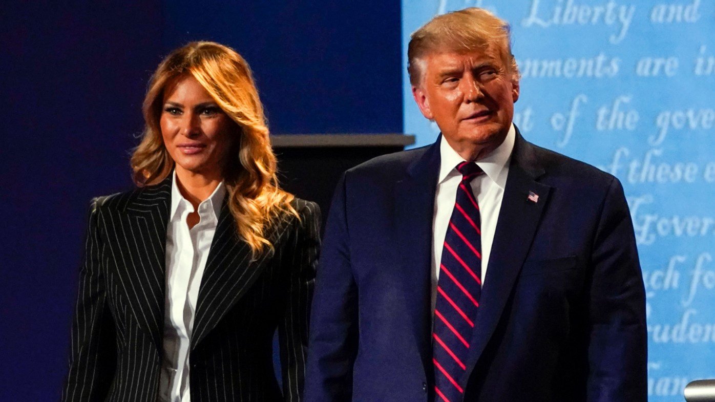 Melania and Donald Trump have tested positive to COVID-19.