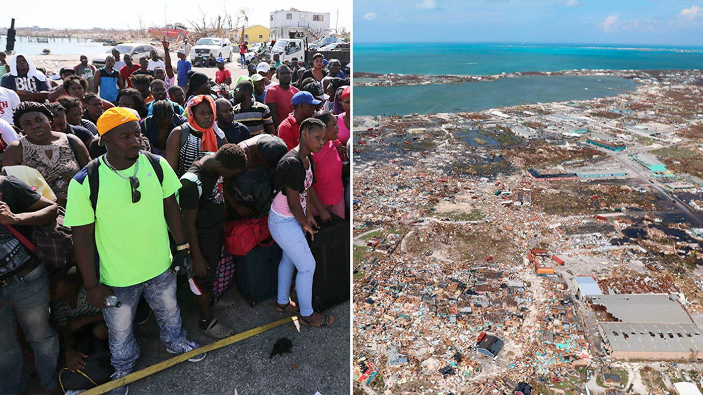 Forty-three dead as Bahamas death toll continues to rise