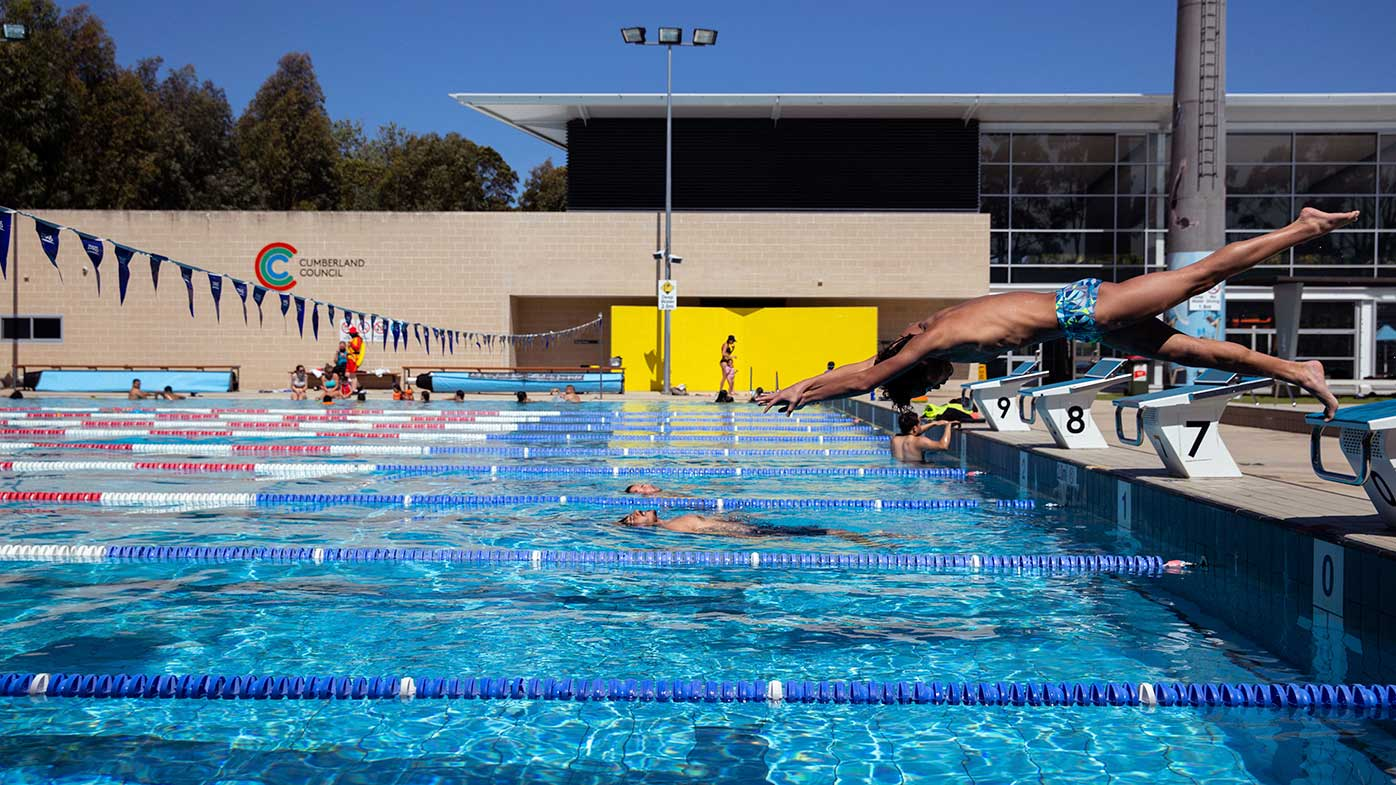 Public outdoor swimming pools in Sydney have reopened, with indoor pools soon to follow.