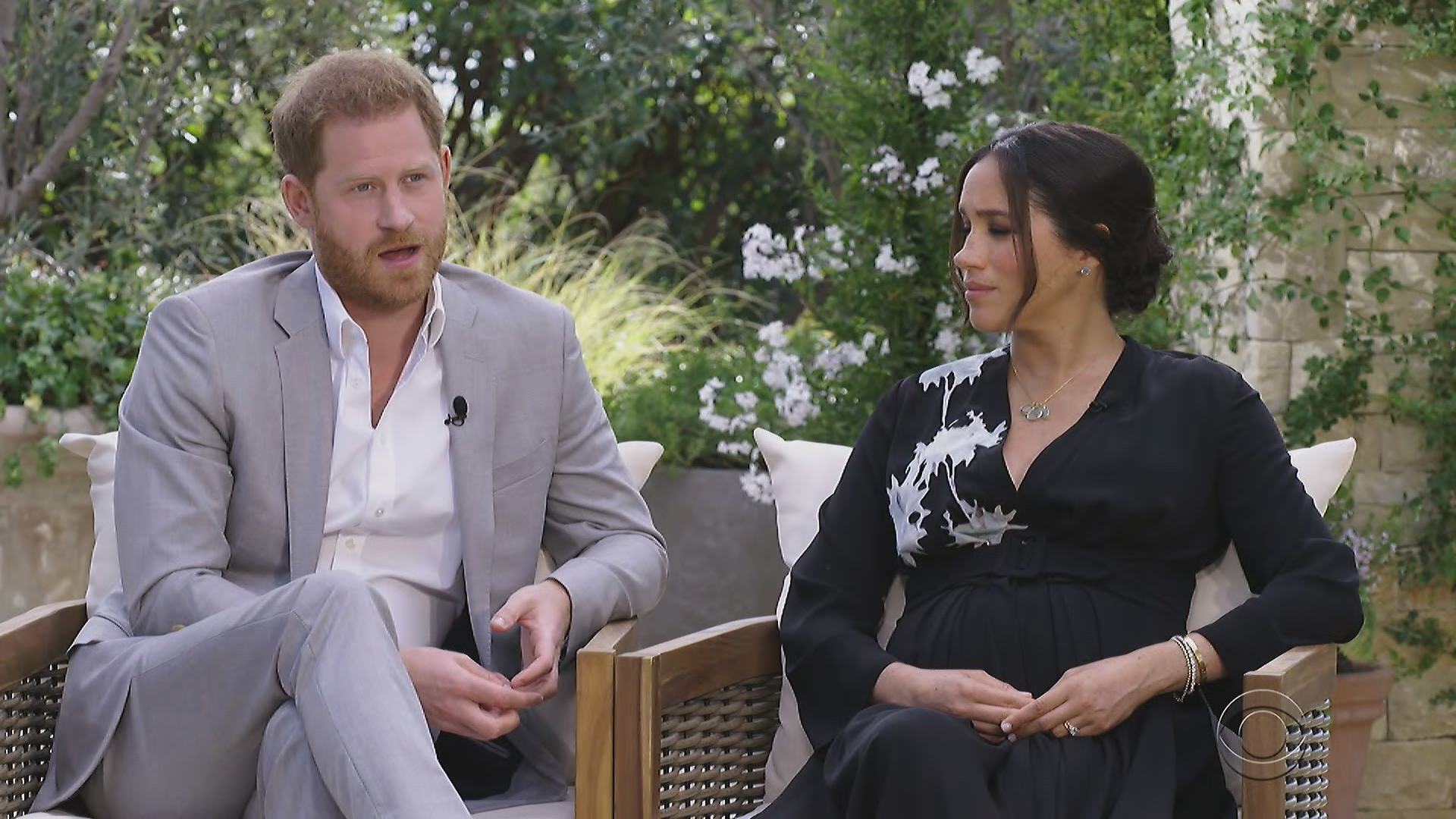British press react to 'bombshell' Meghan interview