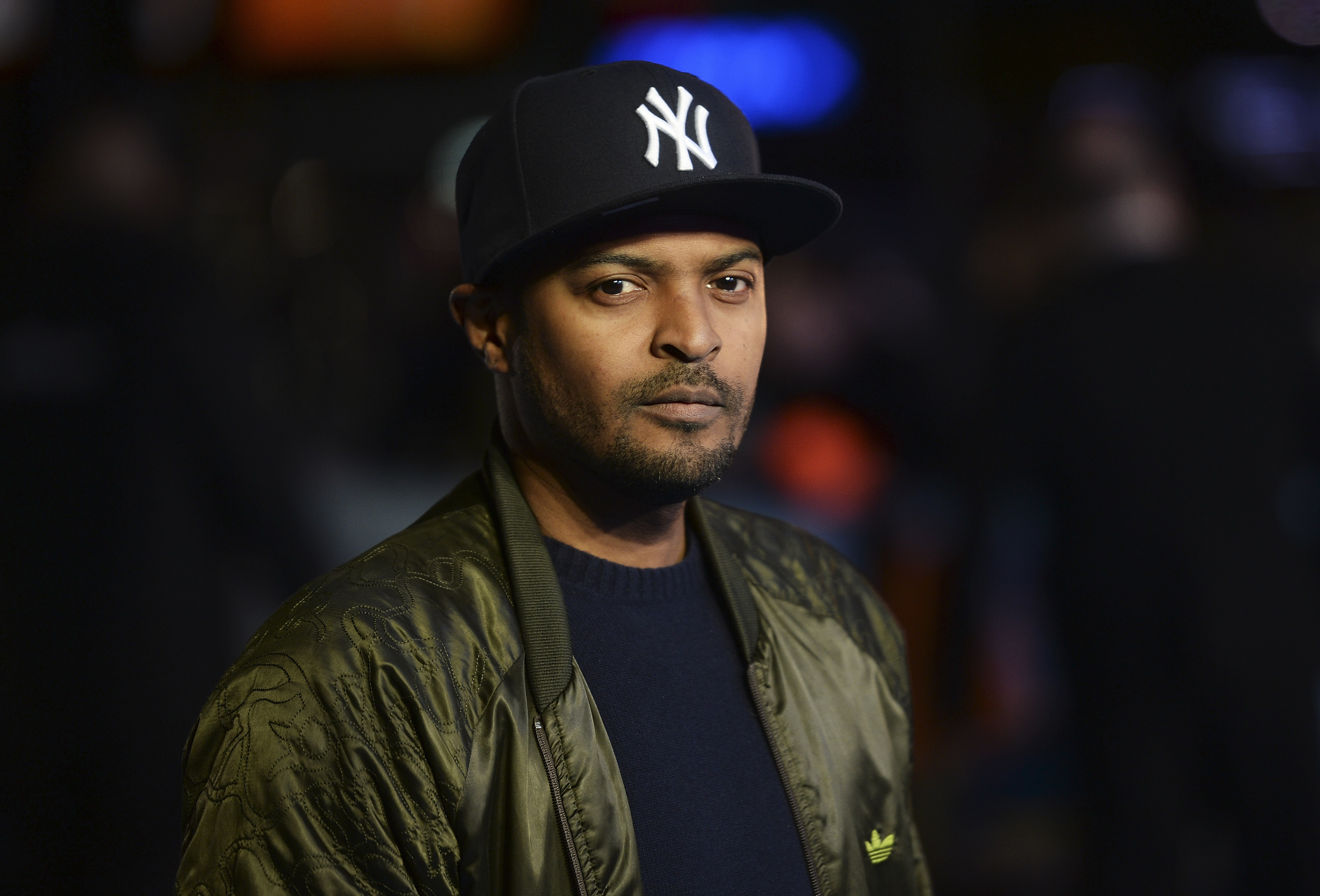 Noel Clarke, European premiere of 'Eddie The Eagle' at Odeon Leicester Square on March 17, 2016 in London, England.