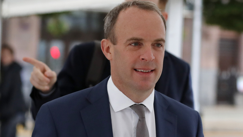 Foreign Secretary Dominic Raab will take over as head of the government.