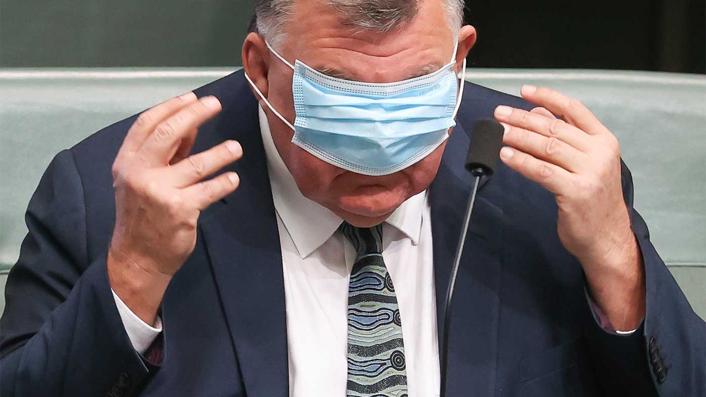 Craig Kelly left the Liberal Party this year as he fended off accusations about coronavirus misinformation.