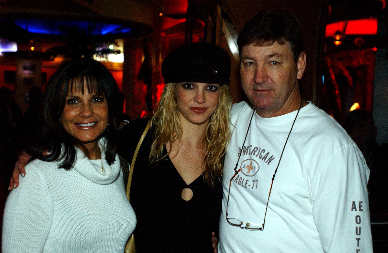 Britney Spears, Jamie Spears, Lynne Spears