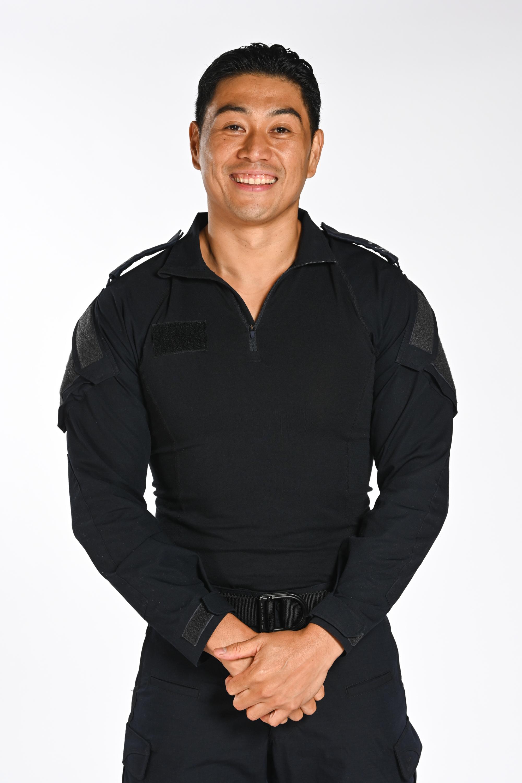Jeffrey Mercado Australian Ninja Warrior 2021