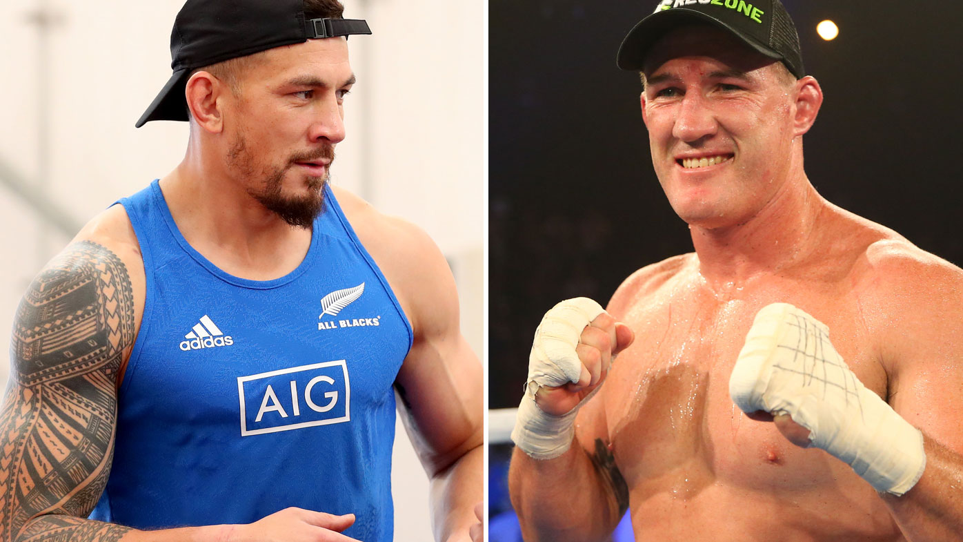 Sonny Bill teases Gallen or Hall bout