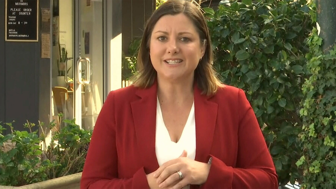 Labor's Kristy McBain claims victory